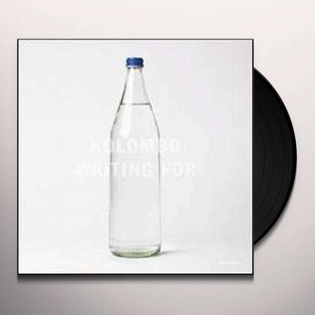 Kolombo WAITING FOR (EP) Vinyl Record