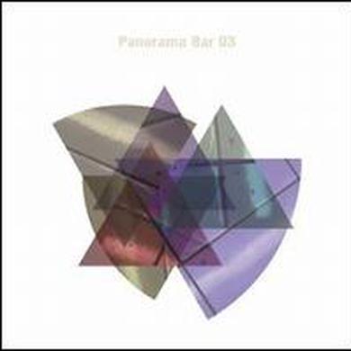 Panorama Bar 03 / Various (Ep) PANORAMA BAR 03 / VARIOUS Vinyl Record