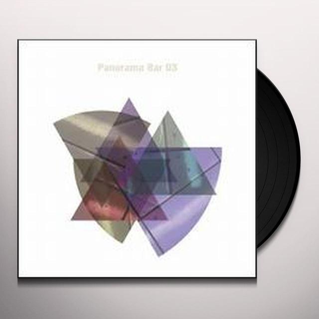 PANORAMA BAR 03 / VARIOUS (EP) Vinyl Record