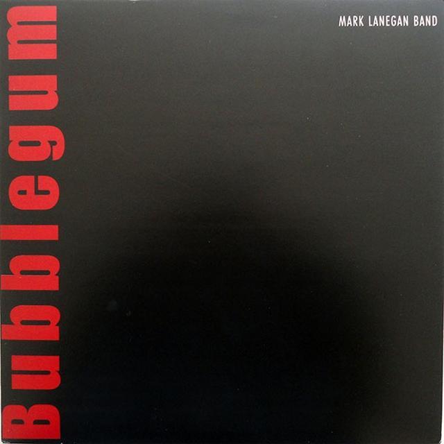 Mark Lanegan BUBBLEGUM Vinyl Record - 180 Gram Pressing