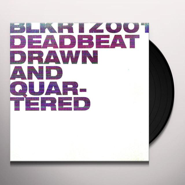 Deadbeat DRAWN AND QUARTERED Vinyl Record