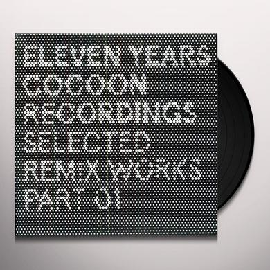 Eleven Years Cocoon / Various (Ep) ELEVEN YEARS COCOON RECORDINGS SELECTED REMIX (EP) Vinyl Record