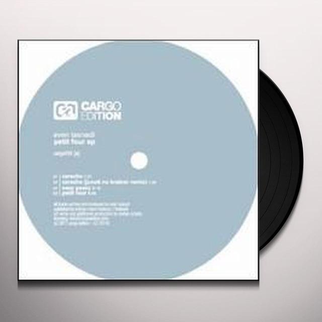 Sven Tasnadi PETIT FOUR (EP) Vinyl Record