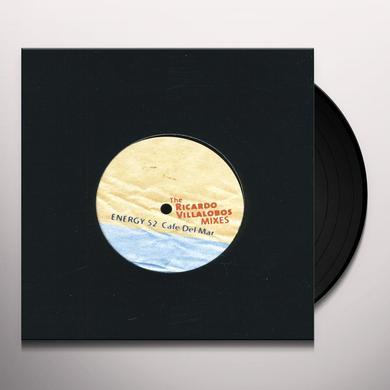Energy 52 CAFE DEL MAR: RICARDO VILLALOBOS REMIXES Vinyl Record
