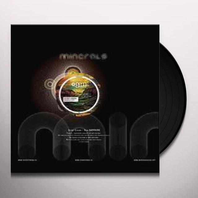 Secret Cinema MINERALS 1 Vinyl Record