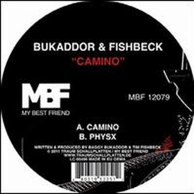 Bukaddor & Fishbeck CAMINO (EP) Vinyl Record