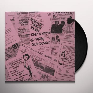 Gene Hunt CHICAGO DANCE TRACKS 2 Vinyl Record