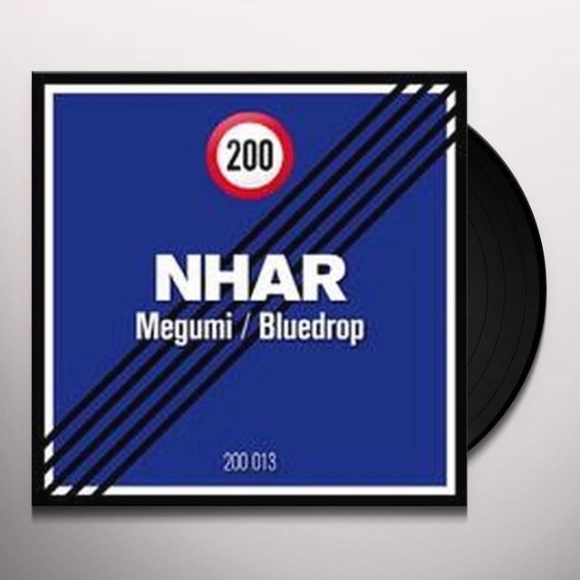 Nhar MEGUMI/BLUEDROP (EP) Vinyl Record