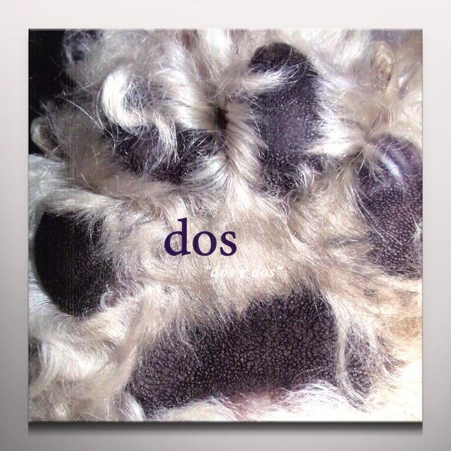 DOS Y DOS Vinyl Record - Digital Download Included, Colored Vinyl
