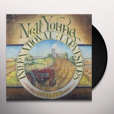 Neil Young TREASURE Vinyl Record