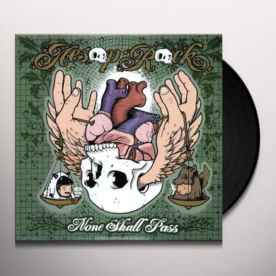 Aesop Rock NONE SHALL PASS Vinyl Record