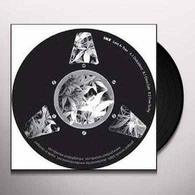 Ike LOST 4-TRAX Vinyl Record