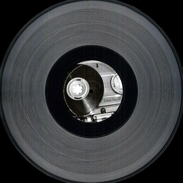 Krause Duo UP Vinyl Record