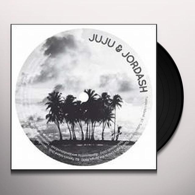 Juju & Jordash TATTOO'S ISLAND (EP) Vinyl Record