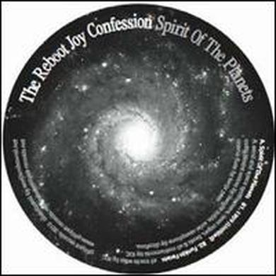 The Reboot Joy Confession SPIRIT OF THE PLANETS Vinyl Record
