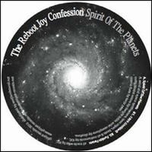 The Reboot Joy Confession SPIRIT OF THE PLANETS (EP) Vinyl Record