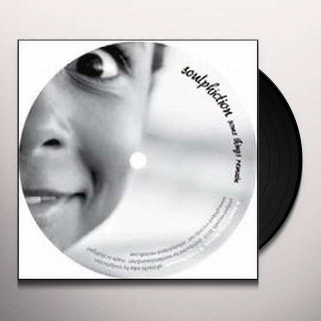 Soulphiction SOME THINGS REMAIN (EP) Vinyl Record