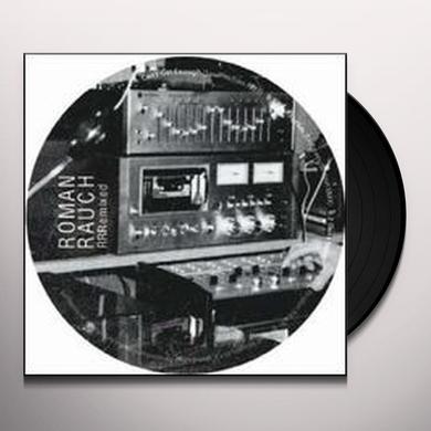 Roman Rauch RRREMIXED Vinyl Record