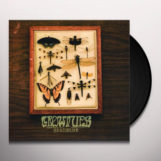 Grown Ups HANDHOLDER Vinyl Record