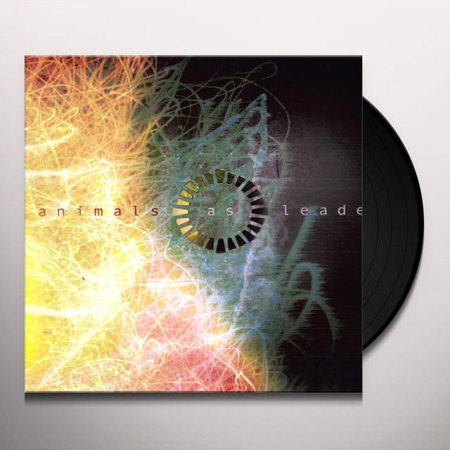 ANIMALS AS LEADERS  (3-D) Vinyl Record - Limited Edition
