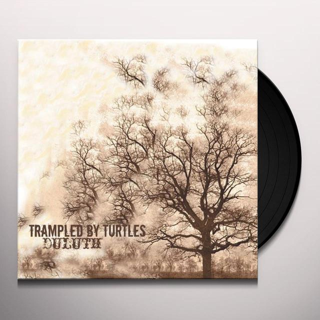 Trampled By Turtles DULUTH Vinyl Record - 180 Gram Pressing