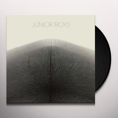 Junior Boys ITS ALL TRUE Vinyl Record