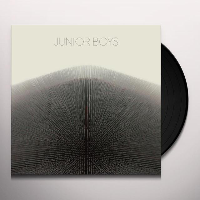 Junior Boys ITS ALL TRUE Vinyl Record