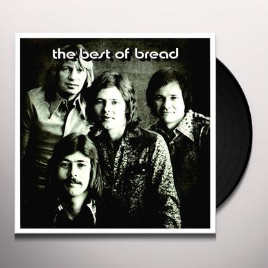 BEST OF BREAD Vinyl Record