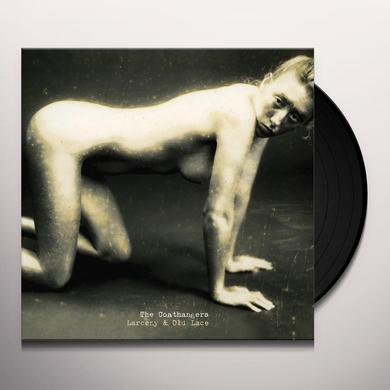 The Coathangers LARCENY & OLD LACE Vinyl Record