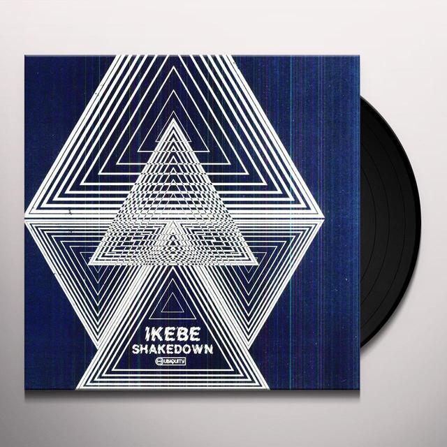 IKEBE SHAKEDOWN Vinyl Record