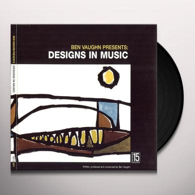 Ben Vaughn DESIGNS IN MUSIC Vinyl Record