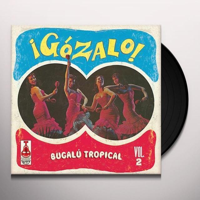 GOZALO: BUGALU TROPICAL 2 / VARIOUS Vinyl Record