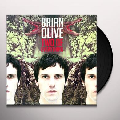 Brian Olive TWO OF EVERYTHING Vinyl Record