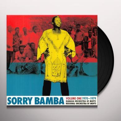 Sorry Bamba VOLUME ONE 1970 - 1979 Vinyl Record