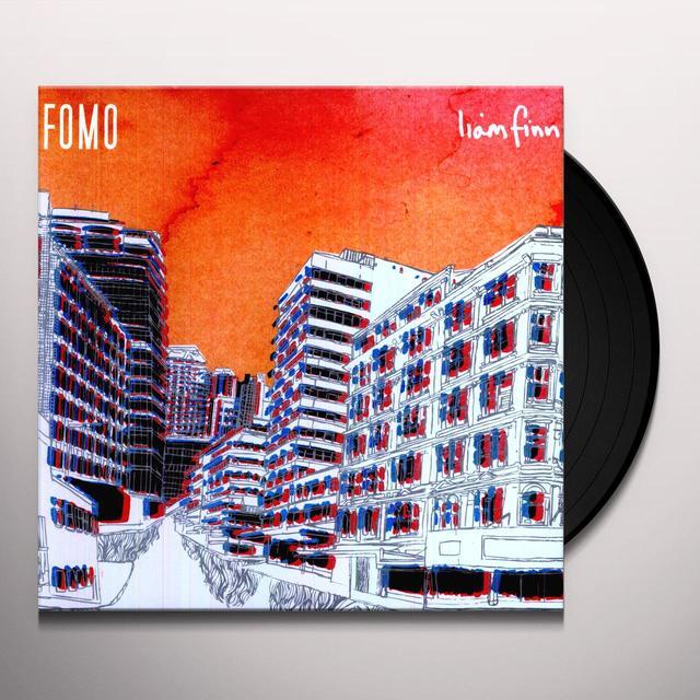 Liam Finn FOMO Vinyl Record