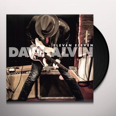 Dave Alvin ELEVEN ELEVEN Vinyl Record