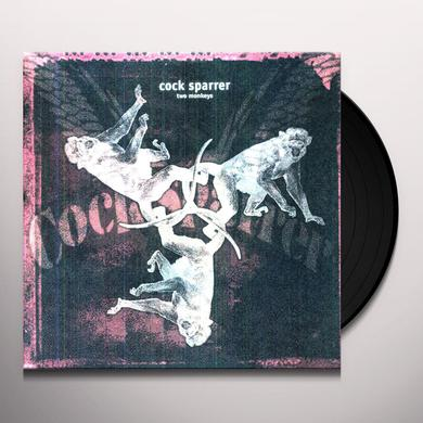Cock Sparrer TWO MONKEYS Vinyl Record