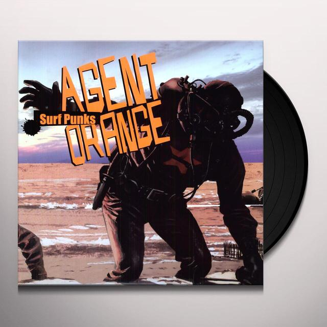 Agent Orange SURF PUNKS (Vinyl)