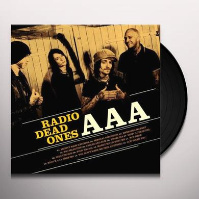 Radio Dead Ones AAA Vinyl Record
