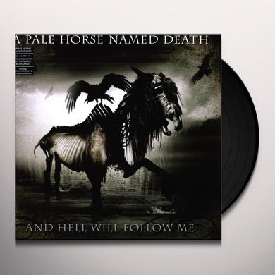 Pale Horse Named Death & HELL WILL FOLLOW ME Vinyl Record
