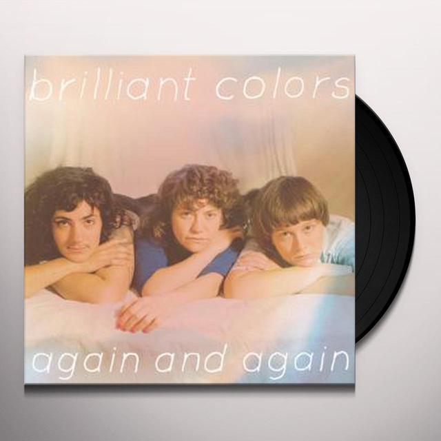 Brilliant Colors AGAIN & AGAIN Vinyl Record