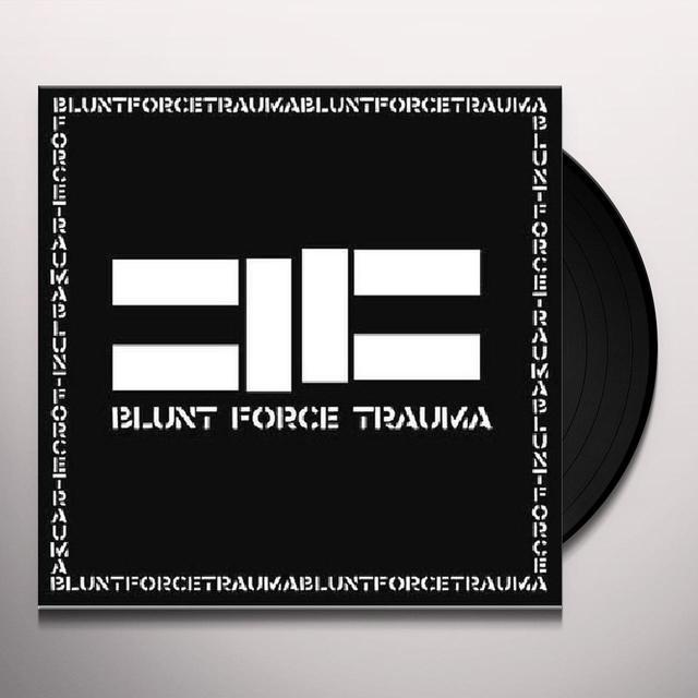Cavalera Conspiracy BLUNT FORCE TRAUMA Vinyl Record - 180 Gram Pressing