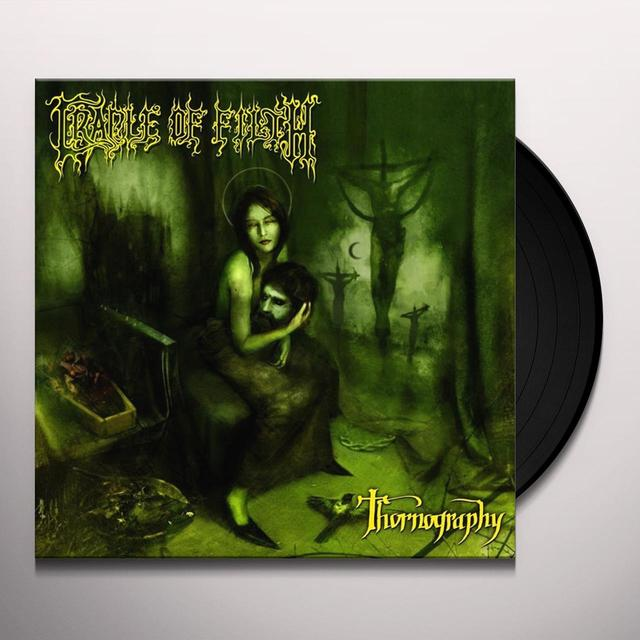 Cradle Of Filth THORNOGRAPHY Vinyl Record - 180 Gram Pressing