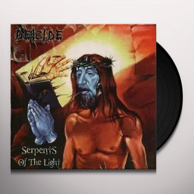 Deicide SERPENTS OF THE LIGHT Vinyl Record
