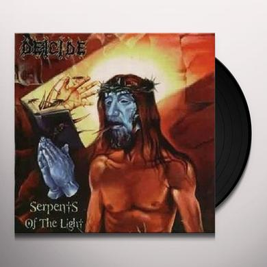Deicide SERPENTS OF THE LIGHT Vinyl Record - 180 Gram Pressing