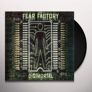 Fear Factory DIGIMORTAL Vinyl Record