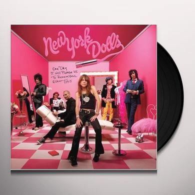 New York Dolls ONE DAY IT WILL PLEASE US TO REMEMBER EVEN THIS Vinyl Record