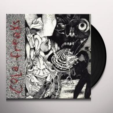 COLA FREAKS Vinyl Record - Digital Download Included