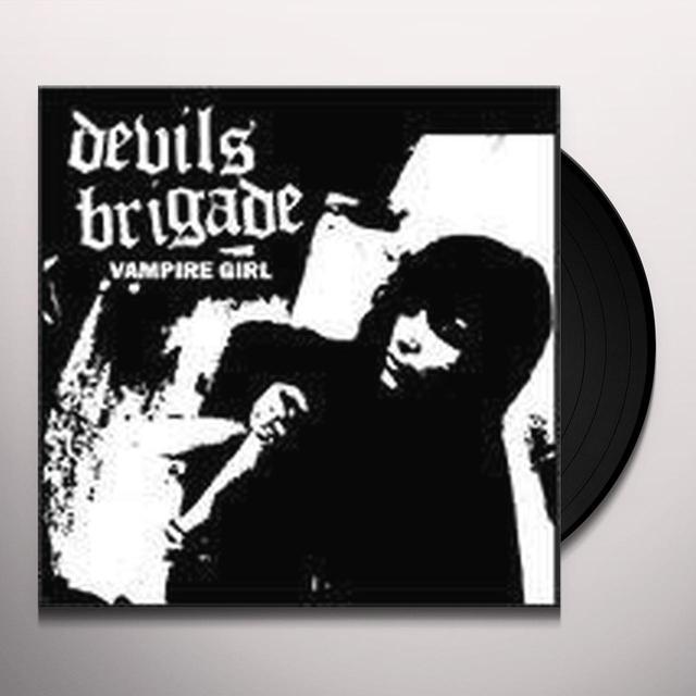 Devil'S Brigade VAMPIRE GIRL Vinyl Record