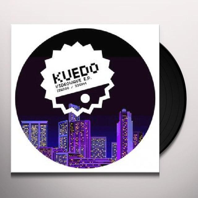 Kuedo VIDEOWAVE Vinyl Record